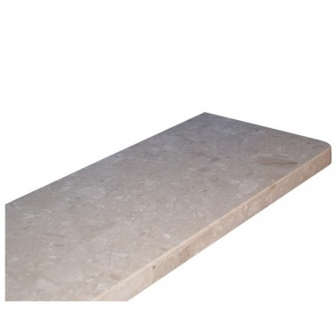 Parapet z konglomeratu marmurowego - Perlato Apia
