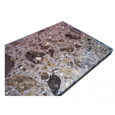 Parapet z konglomeratu marmurowego - Rosatica