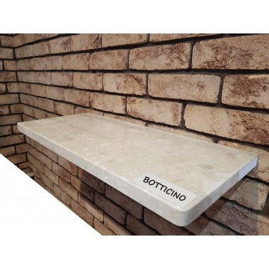 Parapet z konglomeratu marmurowego - Botticino