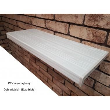 Parapet wewnętrzny komorowy PCV - Dąb Wiejski